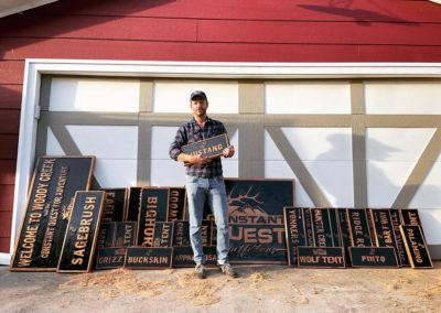 How Much Do Custom Wood Signs Cost?